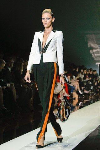 В Милане прошел показ Gucci SS 2012. Изображение № 8.