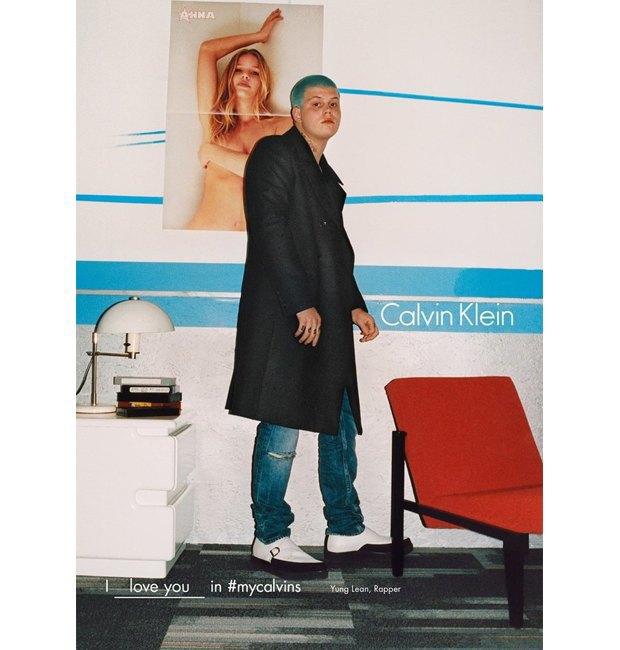 Фрэнк Оушен и Young Thug снялись в рекламе Calvin Klein. Изображение № 7.