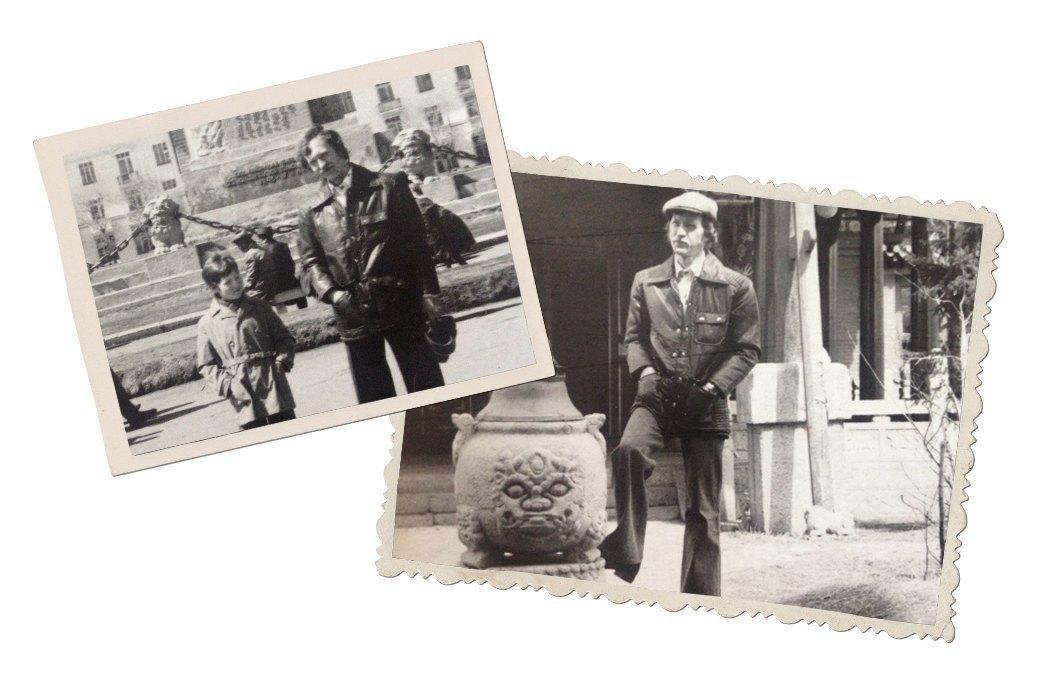 Как одевались наши родители в 70-х. Изображение № 16.