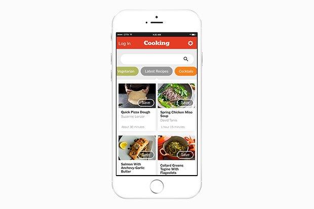 Рецепты и советы:  11 полезных кулинарных приложений. Изображение № 7.