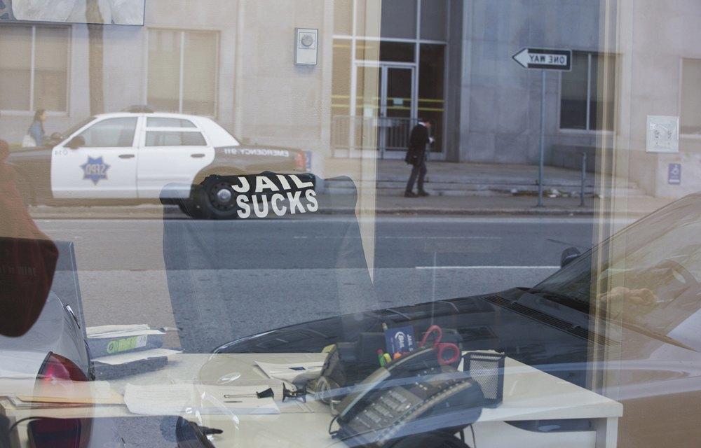 «Jail Sucks», 2013. Изображение № 4.
