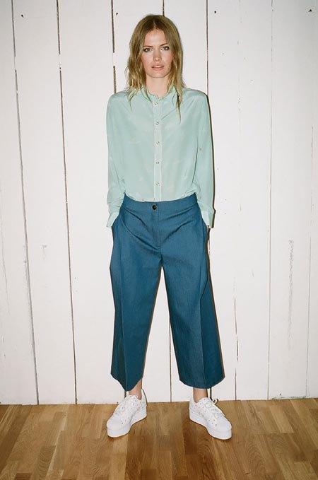 Пижамы, комбинации и халаты в новой коллекции Walk of Shame. Изображение № 24.