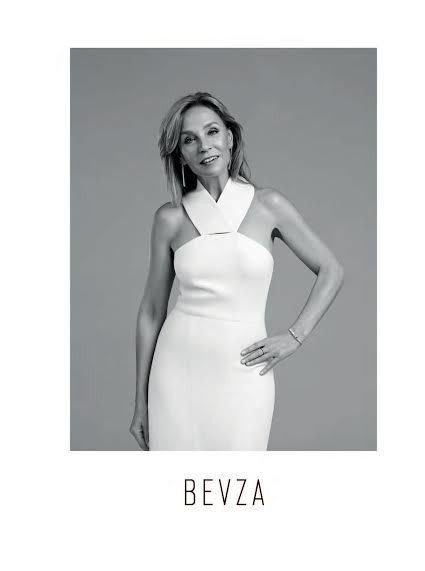 Алена Долецкая стала лицом осенней кампании BEVZA. Изображение № 1.