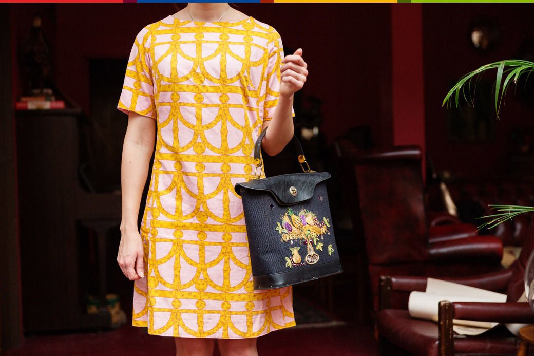 Психоделия: Дизайнер обуви Джорджи Би и ее коллекция винтажа. Изображение № 19.