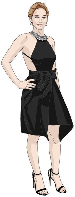 Дженнифер Лоуренс,  актриса. Изображение № 2.
