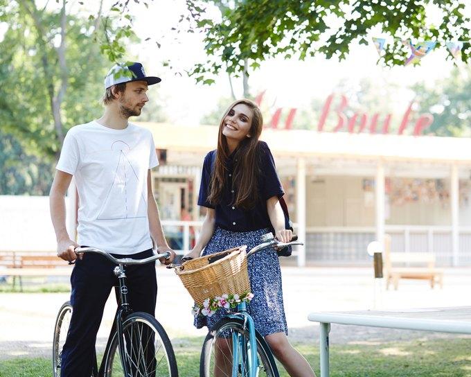 Kixbox и City Cycle выпустили второй совместный лукбук. Изображение № 7.