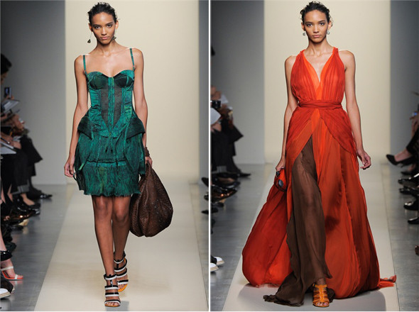 Показы Milan Fashion Week SS 2012: День 4. Изображение № 2.