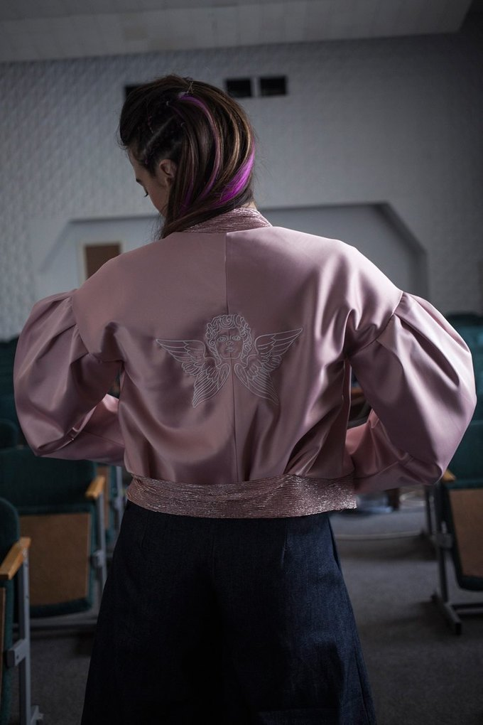 Medea Maris сняли ностальгический лукбук  в духе 80-х. Изображение № 11.