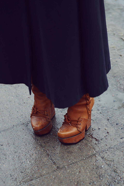 Шубы и горох на Stockholm Fashion Week. Изображение № 16.