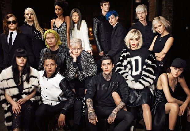 У DKNY вышла рекламная кампания с «настоящими нью-йоркцами». Изображение № 2.