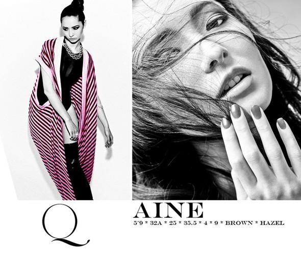 Композитки пяти модельных агентств к Нью-Йоркской неделе моды. Изображение № 12.