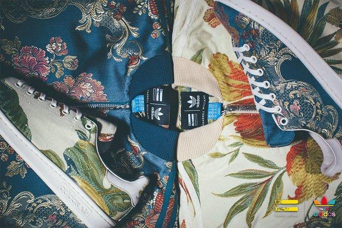 Фаррелл Уильямс и adidas Originals готовят новую совместную коллекцию. Изображение № 1.