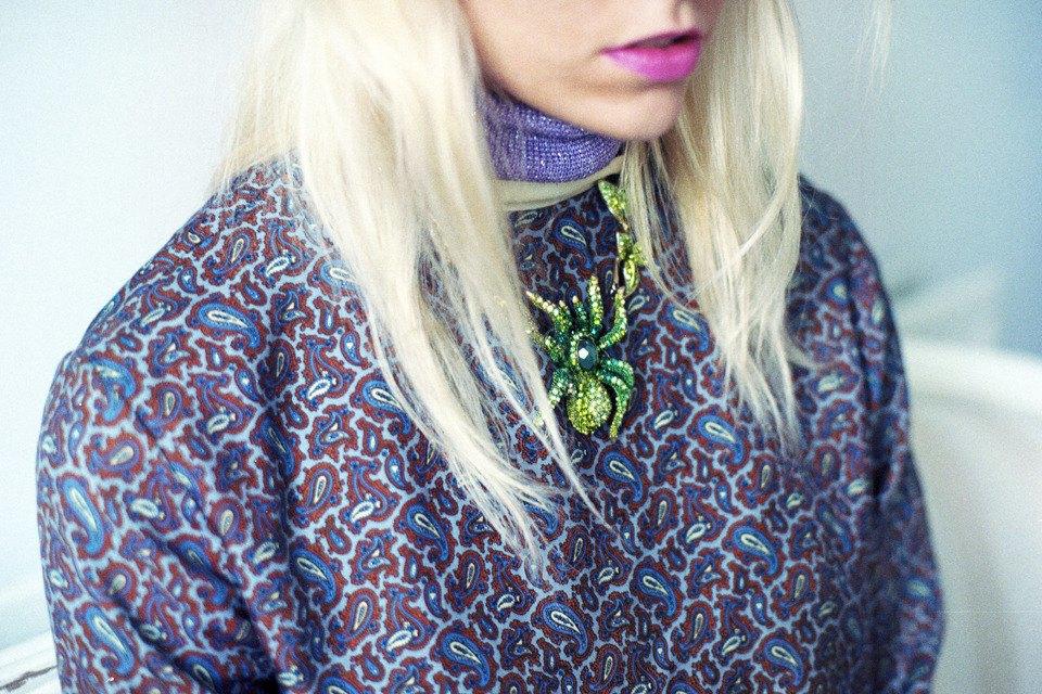 Гардероб: Тесс Йопп, лондонский стилист. Изображение № 7.