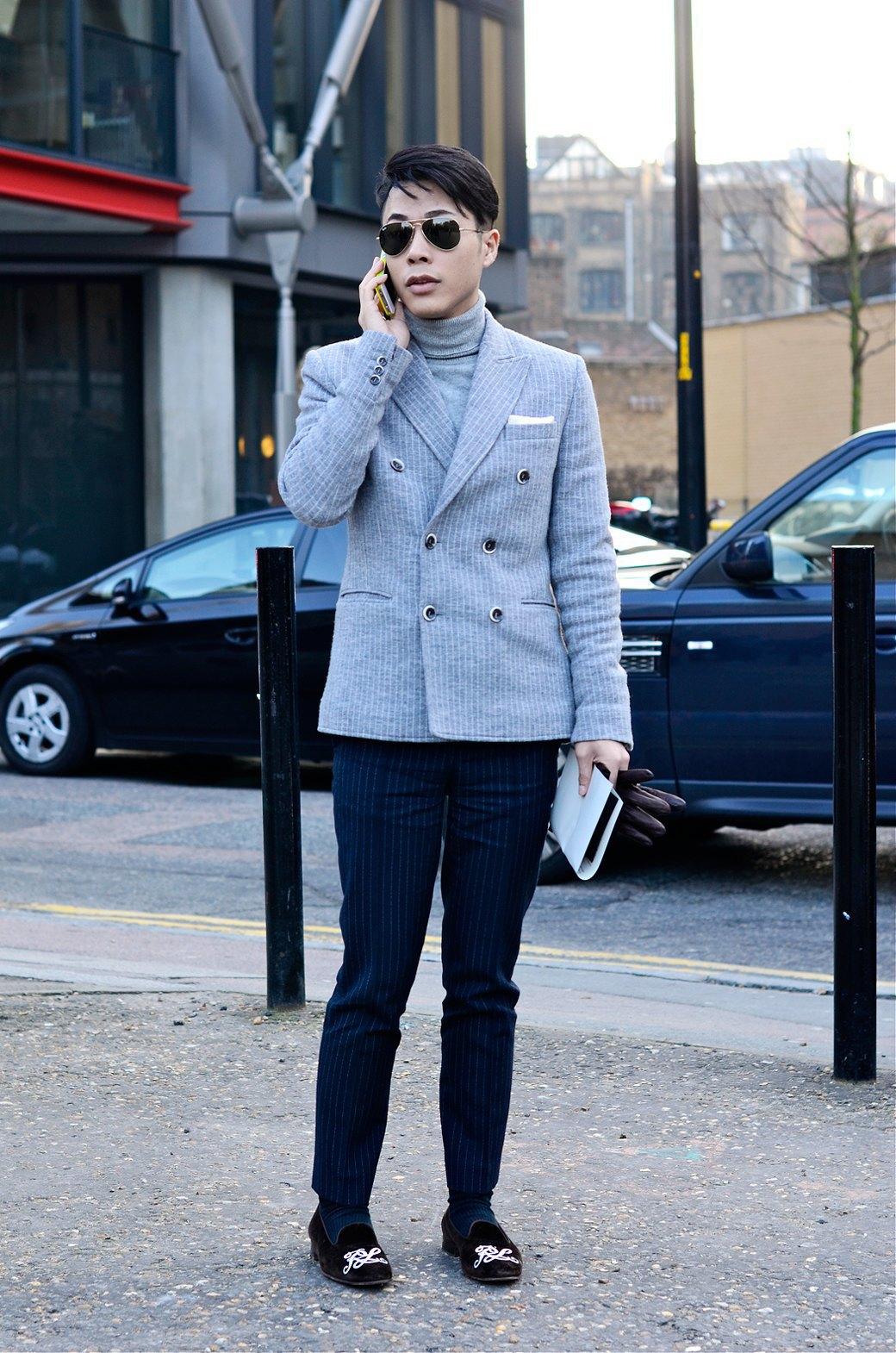Неделя моды в Лондоне, часть I. Изображение № 33.
