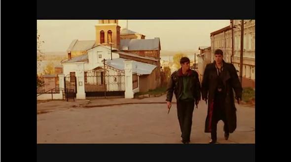 Кадры из фильма «Жмурки»