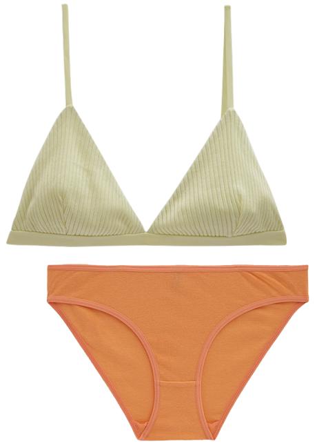Что носить летом: Нижнее бельё для жарких дней. Изображение № 5.