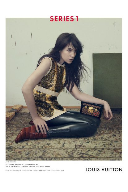 Семь звезд в новой рекламе Louis Vuitton. Изображение № 1.