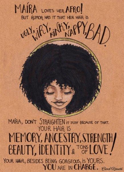Бразильская художница запустила проект по борьбе со стереотипами. Изображение № 15.