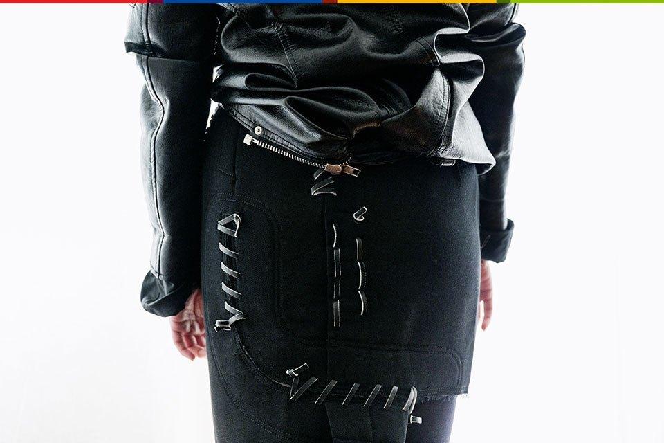 Токио — Лондон: Коллекция Comme des Garçons и Junya Watanabe. Изображение № 3.