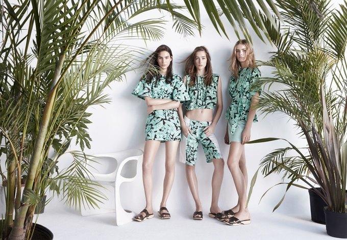 Патрик Демаршелье снял кампанию Zara. Изображение № 5.