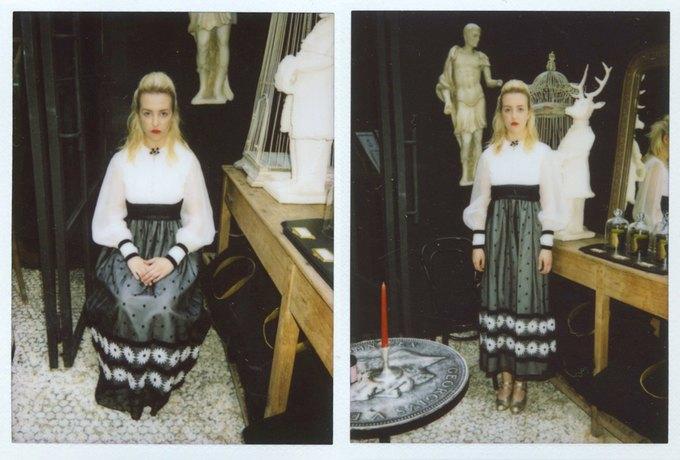 Oldich Dress опубликовали лукбук выпускных платьев. Изображение № 5.