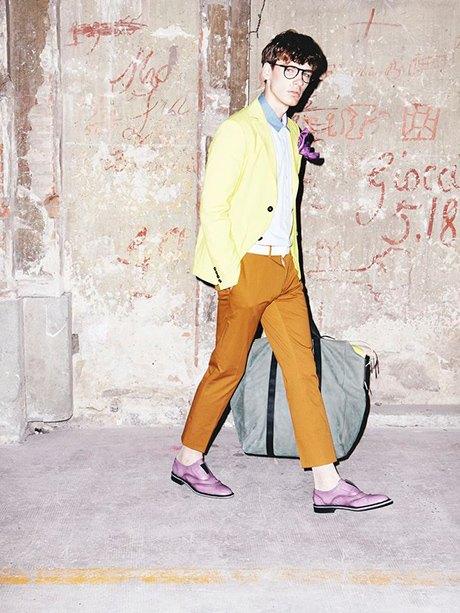 Андреа Помпилио, дизайнер мужской одежды. Изображение № 10.