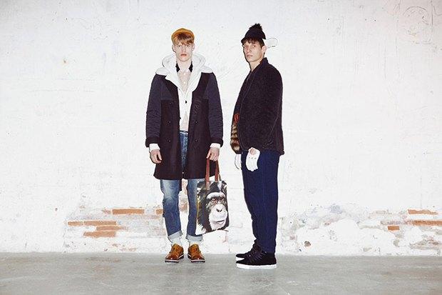 Андреа Помпилио, дизайнер мужской одежды. Изображение № 7.