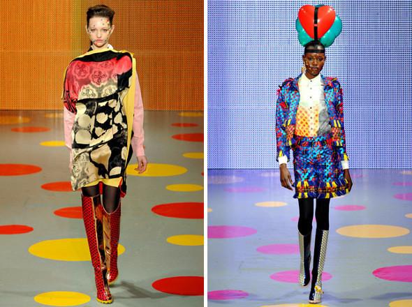 Показы на London Fashion Week AW 2011: день 2. Изображение № 10.