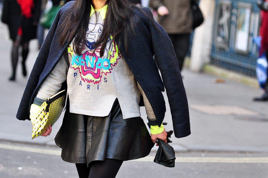 Неделя моды в Лондоне,  часть II. Изображение № 34.
