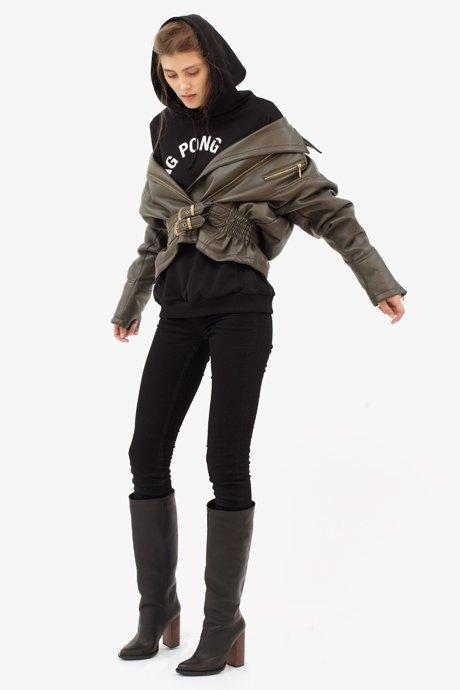 Модель и стилистка Мария Ключникова о любимых нарядах. Изображение № 12.