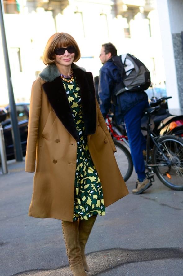 Неделя моды в Милане: Streetstyle. Изображение № 29.