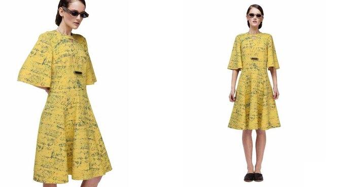 Платья в бельевом стиле в лукбуке KamenskayaKononova. Изображение № 13.