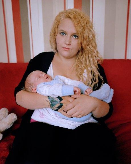 «Be Still, My Heart»: Грустные и счастливые истории юных матерей. Изображение № 3.