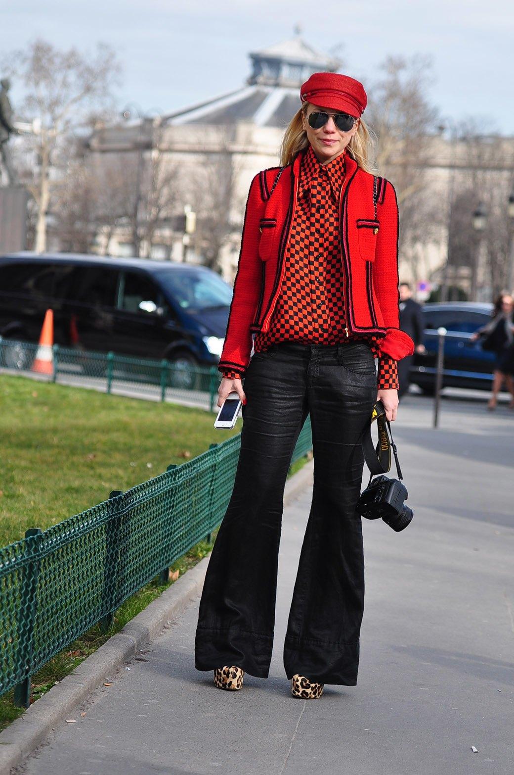 Гости Парижской недели моды FW13, часть 2. Изображение № 42.