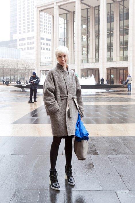 Неделя моды в Нью-Йорке,  часть II. Изображение № 21.