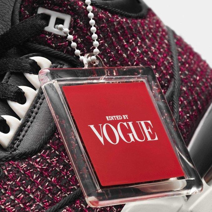 Nike выпустили коллаборацию с главредом Vogue US Анной Винтур. Изображение № 3.