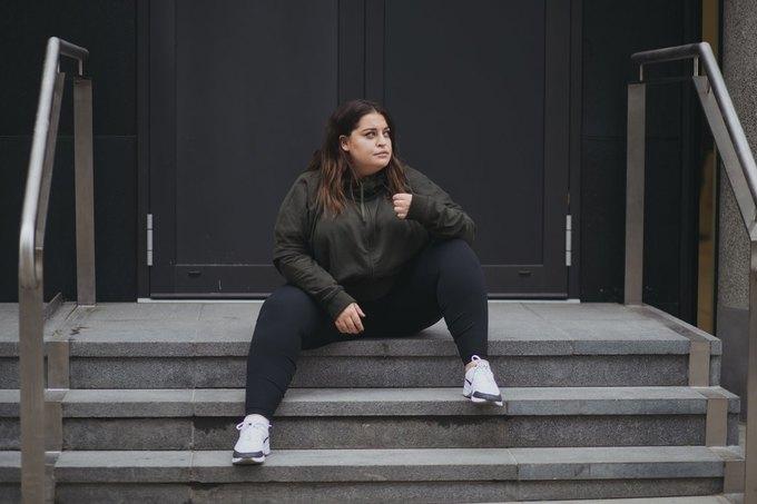 Nike запустили линию спортивной одежды больших размеров. Изображение № 13.