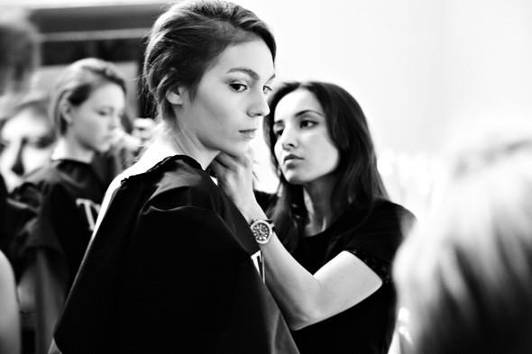 Репортаж: Показ Vika Gazinskaya FW 2012. Изображение № 11.