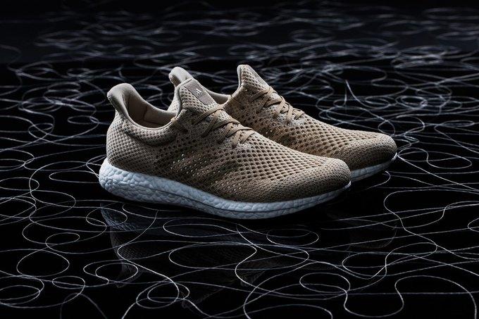 adidas выпустили биоразлагаемые кроссовки. Изображение № 3.