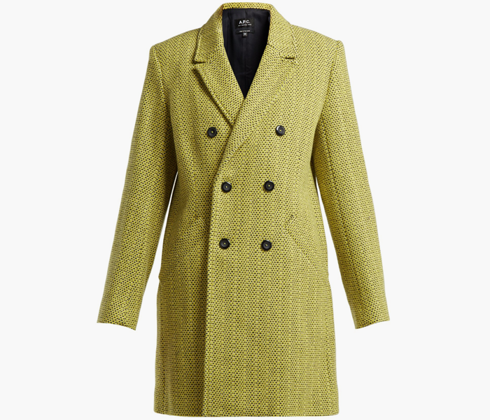 Пальто на осень: 10 тёплых вариантов от простых до роскошных. Изображение № 7.