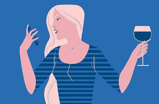 Привет, что делаешь: Стоит ли бояться нетрезвых звонков и SMS. Изображение № 2.