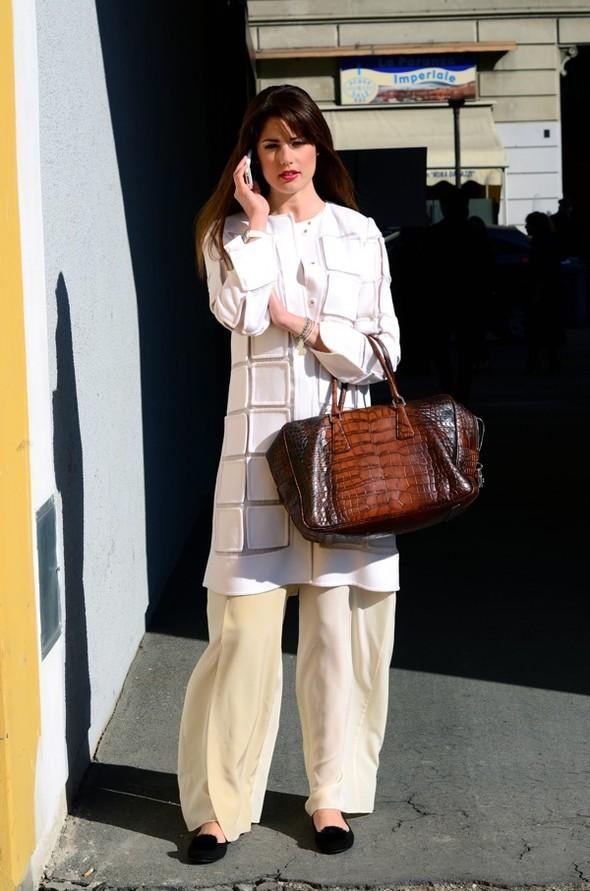 Неделя моды в Милане: Streetstyle. Изображение № 28.