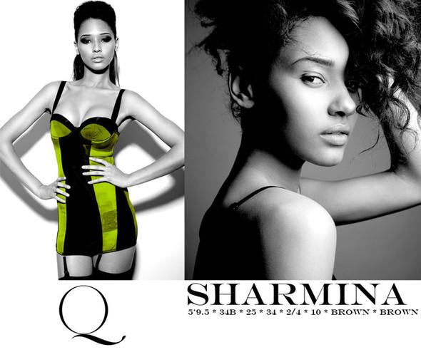 Композитки пяти модельных агентств к Нью-Йоркской неделе моды. Изображение № 18.