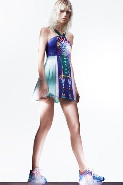 Вторая коллекция Мэри Катранзу для adidas Originals. Изображение № 1.