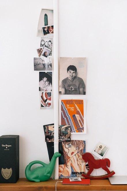 Дизайнер интерьера Мария Плешакова у себя в гостиной. Изображение № 11.