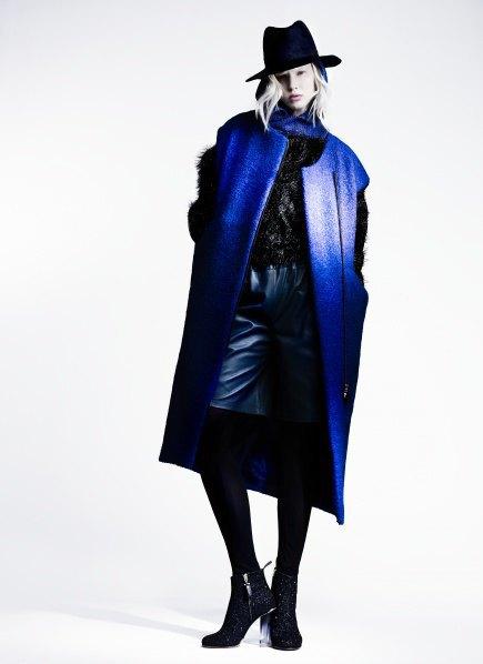 Пальто с графическими принтами в лукбуке Minimarket . Изображение № 9.