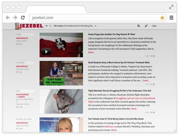 Боевой листок:  10 сайтов для девушек  с активной позицией. Изображение № 8.