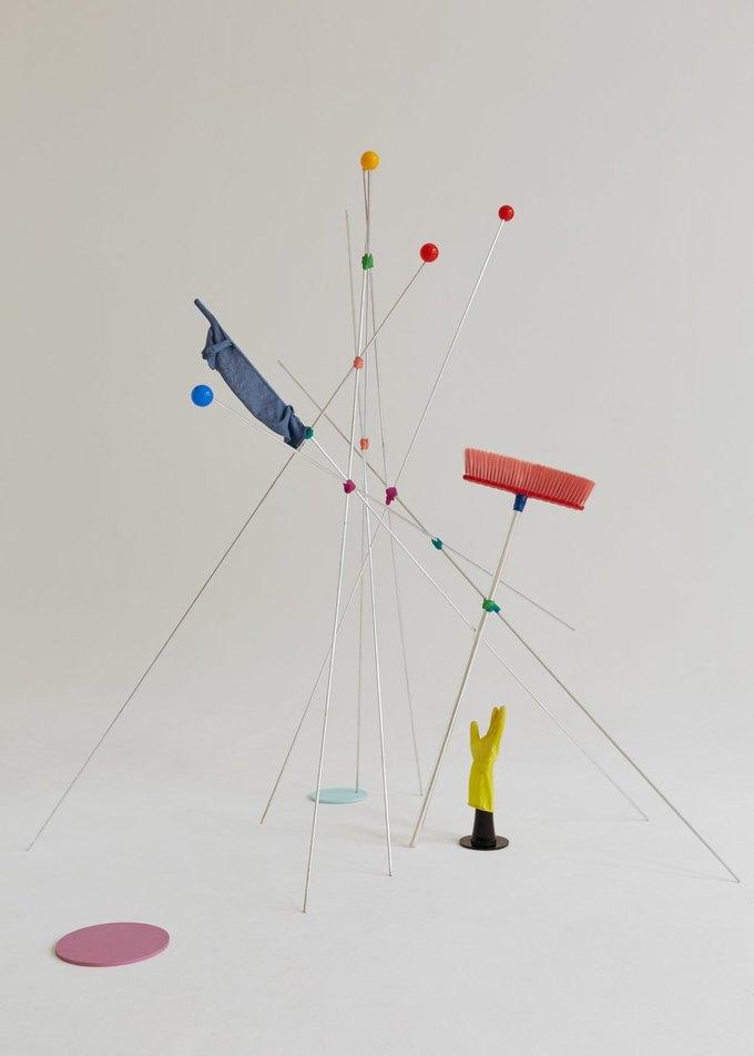Новый лукбук Rehabshop вдохновлён современным искусством. Изображение № 4.