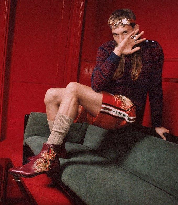 Gucci выпустили кампанию с моделями разных возрастов. Изображение № 9.