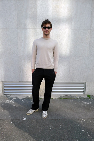 Milan Fashion Week: день третий – луки. Изображение № 2.